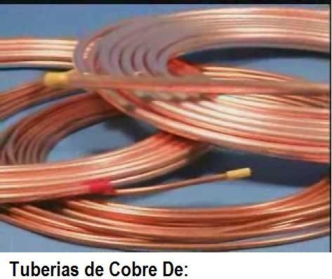 Tuberia de cobre tipo l siaacsa - Tuberias de cobre ...
